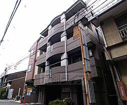京都府京都市中京区新シ町通六角上る下一文字町の賃貸マンションの外観