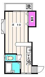 レオあかしあP−III[2階]の間取り