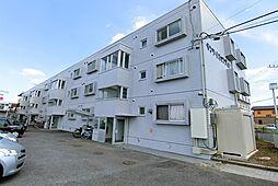 サンライズマンション 2号館[D-3号室]の外観