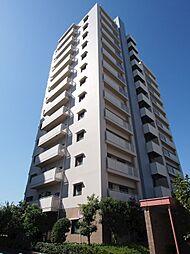 大阪府和泉市いぶき野4丁目の賃貸マンションの外観