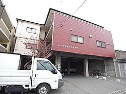 兵庫県明石市魚住町中尾の賃貸マンションの外観
