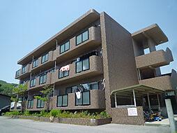 長野県岡谷市川岸中2丁目の賃貸マンションの外観