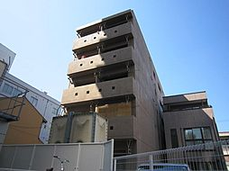 ユーステージ栄[4階]の外観