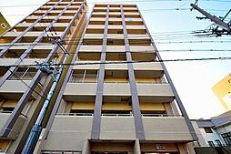 コンチネンタル東小橋[5階]の外観