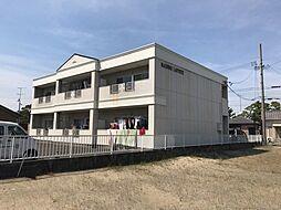 静岡県浜松市西区舞阪町浜田の賃貸アパートの外観