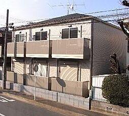 アビテ大倉山[201号室号室]の外観