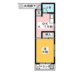 前後駅 3.3万円