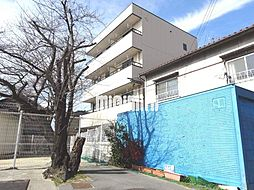 コーポエクレールII[2階]の外観