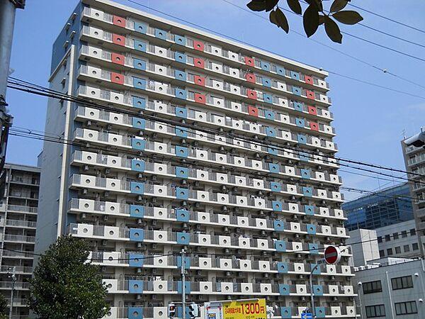 レジディア三宮東[0201号室]の外観