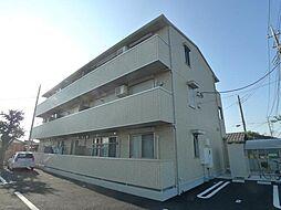 埼玉県三郷市鷹野3丁目の賃貸アパートの外観