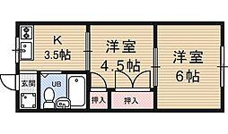 西中島南方駅 4.3万円