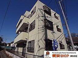 千葉県船橋市中野木1の賃貸マンションの外観