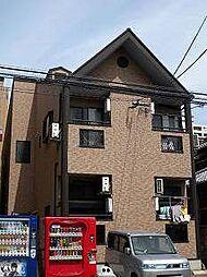福岡県福岡市中央区鳥飼1の賃貸アパートの外観
