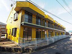 大阪府河内長野市市町の賃貸マンションの外観