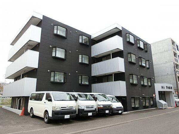 ハイフィールド89 4階の賃貸【北海道 / 札幌市白石区】