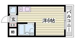 西舞子駅 2.6万円