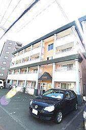 北海道札幌市南区澄川二条4丁目の賃貸マンションの外観
