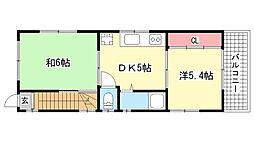 [一戸建] 兵庫県神戸市東灘区本山中町1丁目 の賃貸【/】の間取り