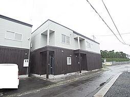 山王アパート[103号室]の外観