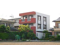 静岡県三島市鶴喰の賃貸アパートの外観