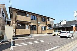千葉県柏市塚崎2丁目の賃貸アパートの外観