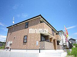 三重県名張市希央台2番町の賃貸アパートの外観