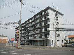 愛媛県松山市空港通1丁目の賃貸マンションの外観