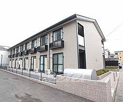 京都府京都市伏見区竹田田中殿町の賃貸アパートの外観