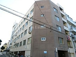 高津マンション[4階]の外観