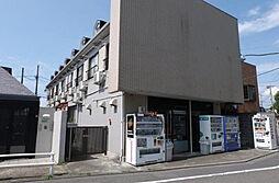 コーポサンケン[2階]の外観