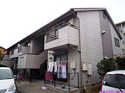 兵庫県伊丹市鋳物師2丁目の賃貸アパートの外観