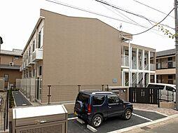 エクシブB[1階]の外観