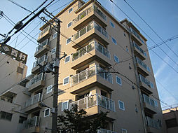 ガーデニアコート都島[4階]の外観