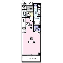 NORD(ノルド)[2階]の間取り