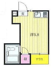 市川駅 3.5万円