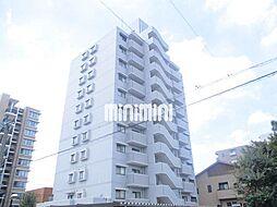 坂野マンション[10階]の外観