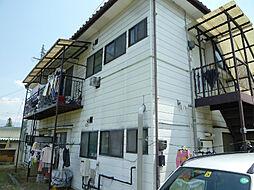 村澤アパート[2階]の外観