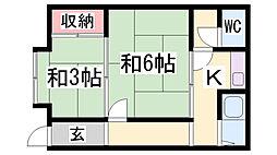 【敷金礼金0円!】東海道・山陽本線 兵庫駅 徒歩25分