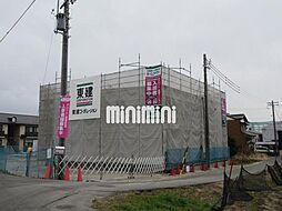 岐南町徳田西K様新築アパート[2階]の外観