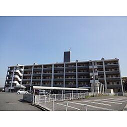 ロイヤルハイツ折尾2号館[1階]の外観