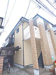 クローカス芝西[1階]の外観
