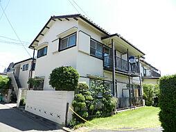 阪本荘[2階]の外観