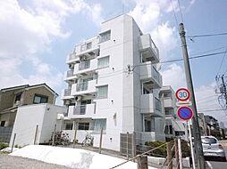 神奈川県相模原市緑区東橋本2丁目の賃貸マンションの外観