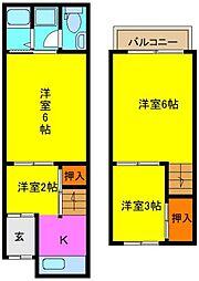 喜里川町テラスハウス