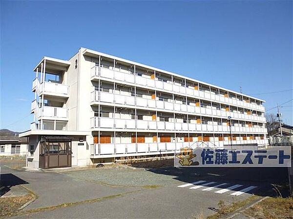 サン・コーポラス加茂 2号棟 4階の賃貸【広島県 / 福山市】