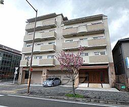 京都府八幡市欽明台中央の賃貸マンションの外観