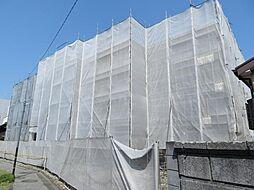 (仮)D-room西綾瀬[3階]の外観
