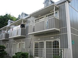 兵庫県宝塚市平井1丁目の賃貸アパートの外観