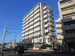 ホワイトメゾンYAMAKI[9階]の外観