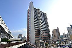 福岡県北九州市小倉北区黄金1丁目の賃貸マンションの外観